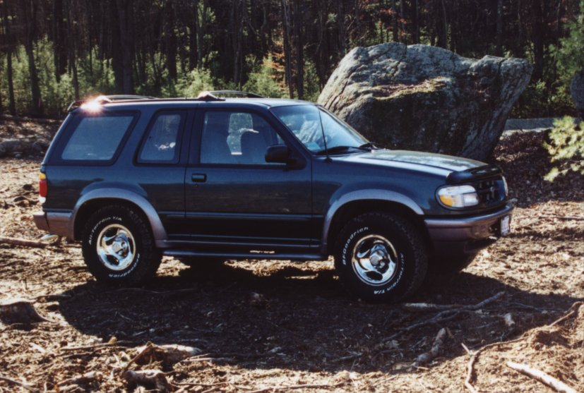 1997 Ford Explorer Ford Explorer And Ford Ranger Forums Serious Explorations